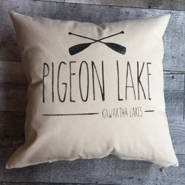 Pigeon Lake Paddle Cover