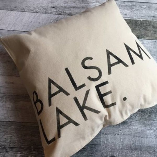 Balsam Lake Bold Cover